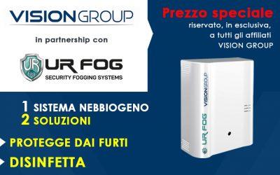 Partnership Ur Fog e Vision Group