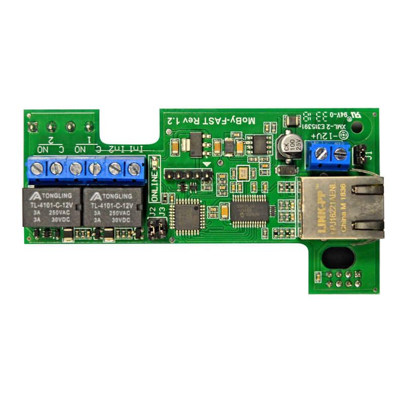 Cloud LAN board - UR Fog
