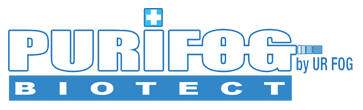 Purifog biotect by UR Fog disinfectant fogging systems