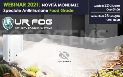 Webinar Food Grade antintrusione