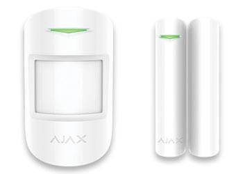 Ajax sensori di movimento